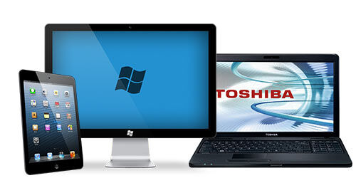 Desktop, Laptop or Tablet?