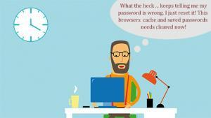 Clearing Browsers Caches & Saved Passwords